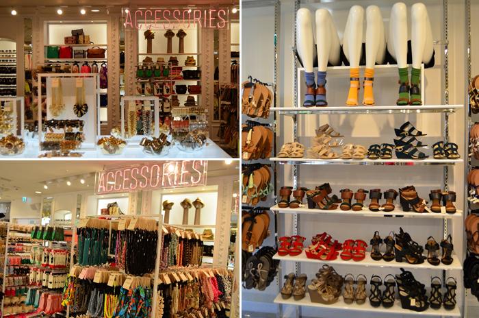 Forever21_Pullandbear_Eröffnung_Berlin_PreOpening_Shopping_shoppen_Kleidung_Klamotten_Schuhe_Collage_2