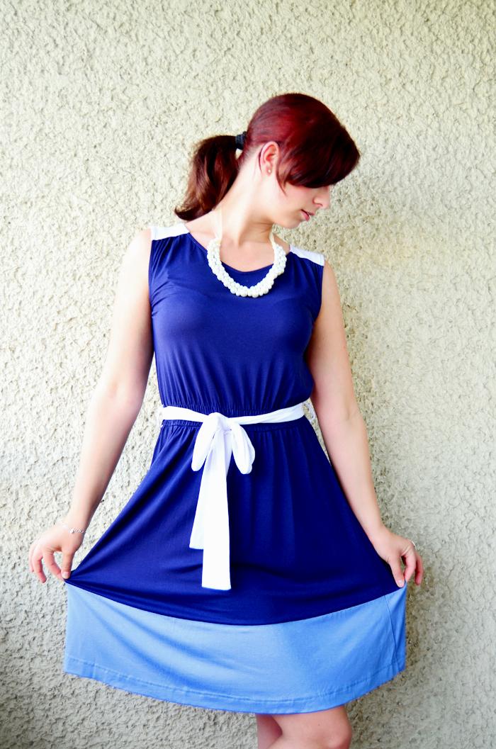Outfit_Zalando_Kleid_Zalando Kleid_blaues Kleid_Fashion_Fashionblogger_Outfitpost_1