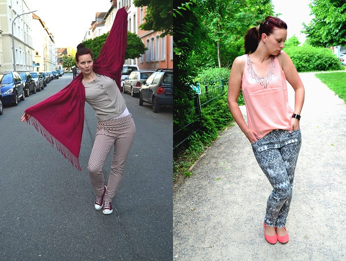 Outfit_Fashion_Dutt_rote-Haare_Frau_Bloggerin_Outfitreview_Outfitrückblick Juni_Fashionbloggerin_Fashionblog_Annanikabu_Portrait_Collage_1