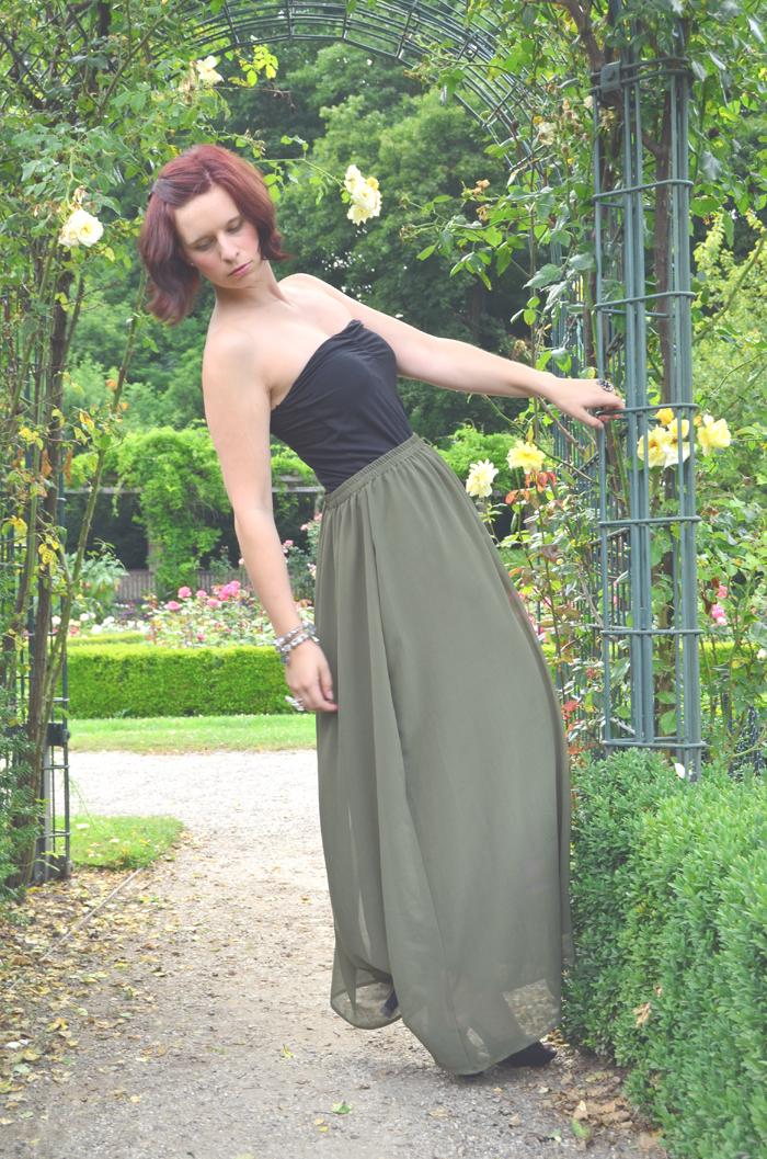Outfit_Orsay_Gina Tricot_Maxirock_Fashionblog_Annanikabu_4