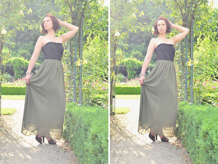 Outfitrückblick_Outfit_Orsay_Gina-Tricot_Maxirock_Fashionblog_Annanikabu_Collage