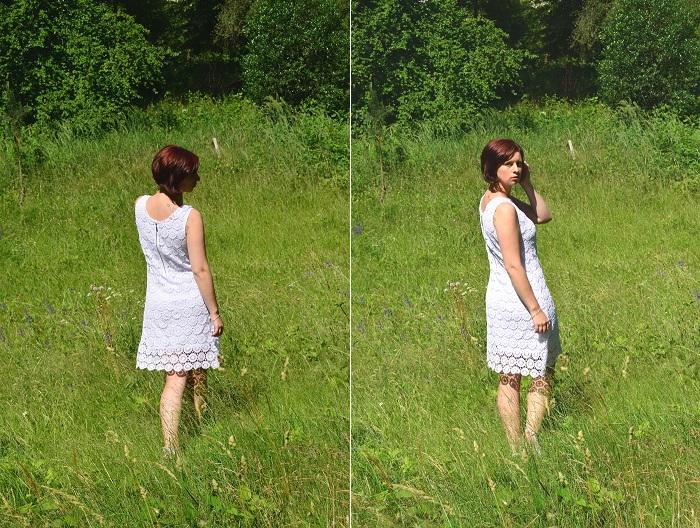 Outfitrückblick_weißes-Häkelkleid-von-Bonprix_weißes-Häkelkleid_weißes-Kleid_Bonprix_Sommerkleid_Kleid-von-Bonprix_Fashion_Fashionblog_Outfit_Outfitpost_Annanikabu_Collage