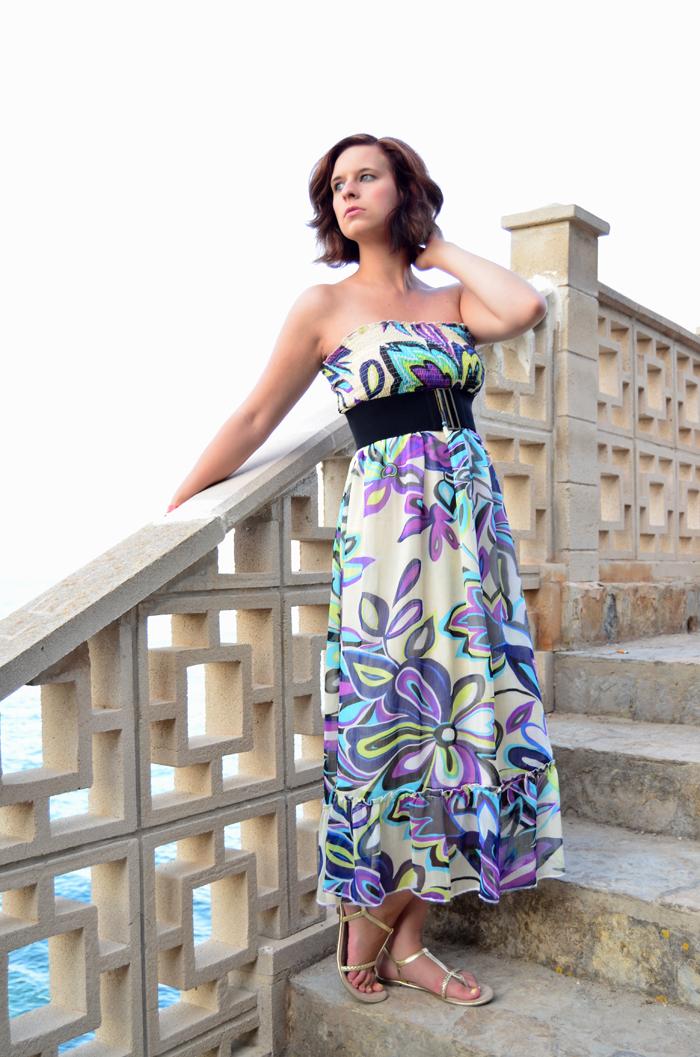 Mallorca_Outfit_Look_Fashion_Maxikleid_Annanikabu_2