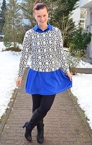 Outfit_Outfitpost_blaues-Kleid_Leopulli_Mango_Pullover-von-Mango_Blog_Fashionblog_Annanikabu_2
