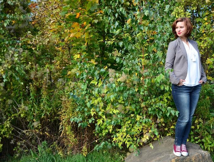 Outfit_Fashion_Outfitpost_Fashionblogger_Blazer von Orsay_Orsay_Blazer_Jeans_Chucks_Annanikabu_2