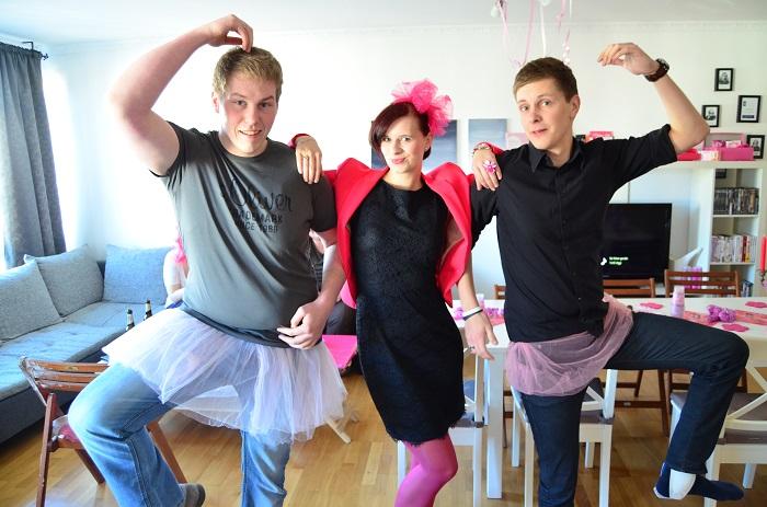 Pink Party_Geburtstag_Geburtstagsfeier_Ballerinas_Tütü_Annanikabu
