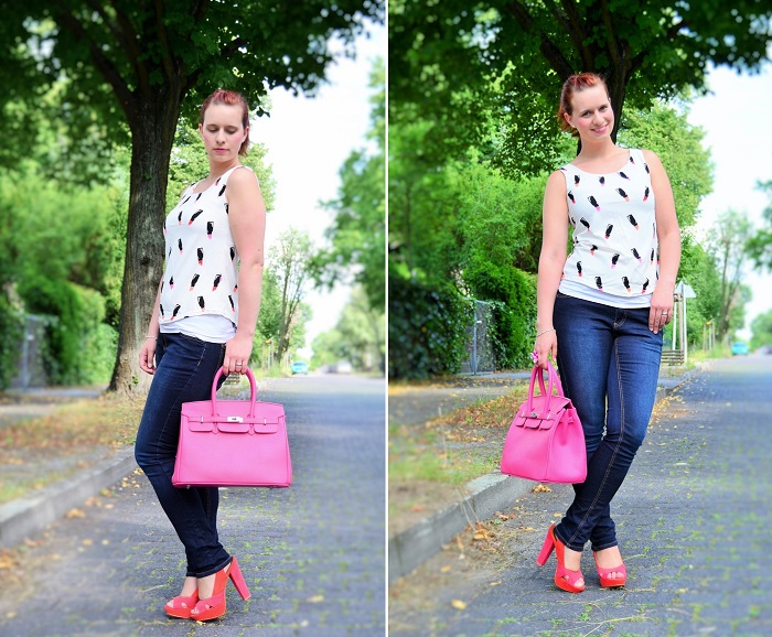 Studio Wandel-wandelbar-kosmetikstudio-outfit-outfitpost-lippenstift-top-lippenstifttop-pink-pinke tasche-annanikabu-Collage