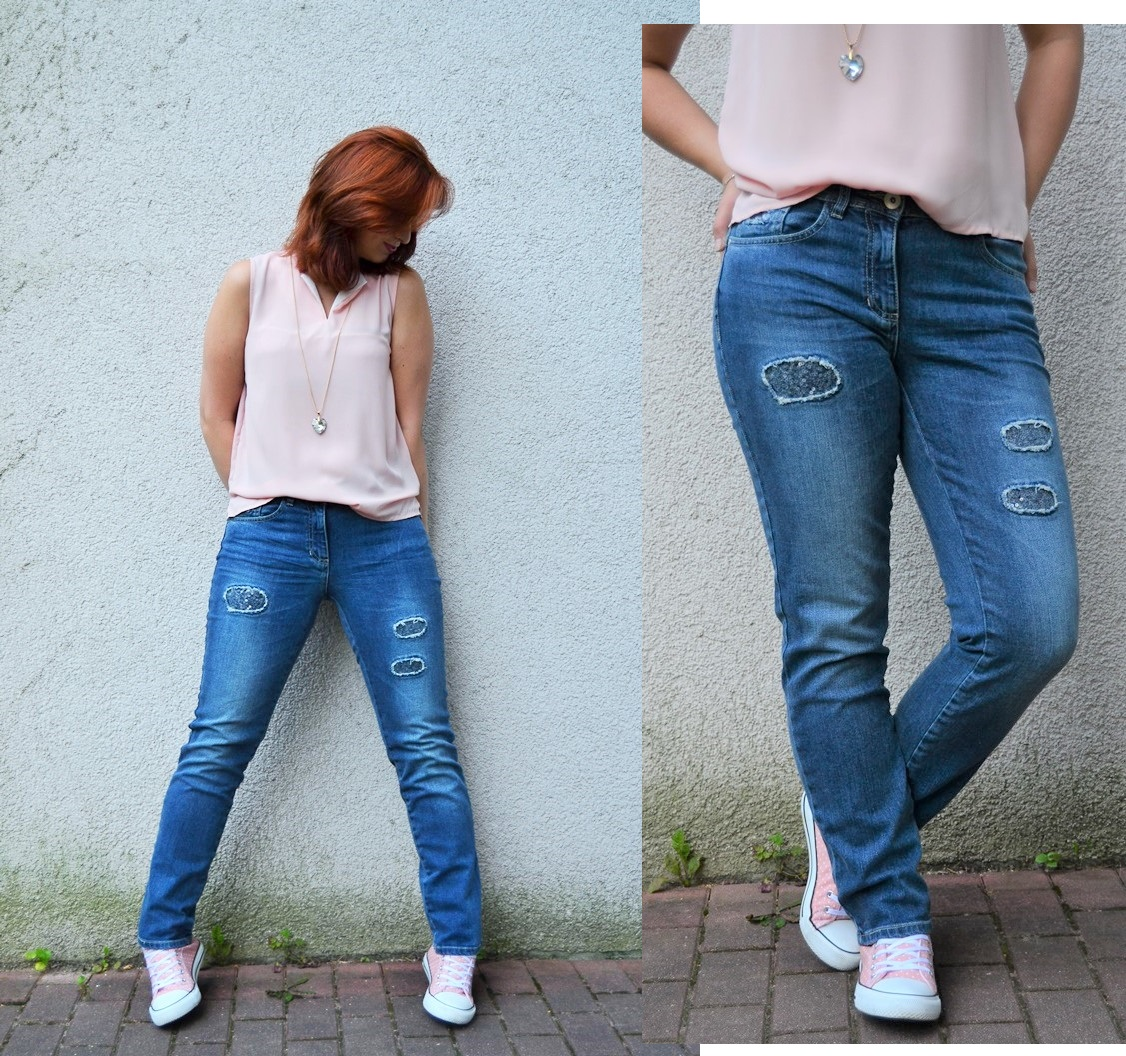 Cecil_Jeans_Outfit_schichtes Outfit_graue Jeans_Primark_Annanikabu_rosa grau_1