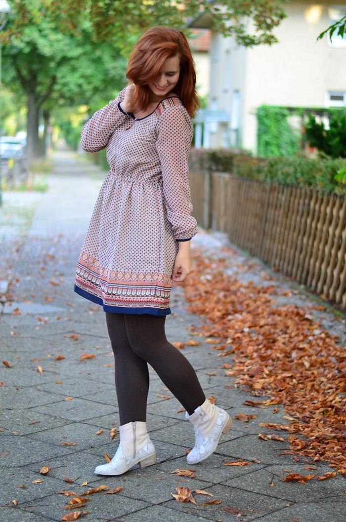Herbstoutfit-outfit-herbst-kleid-kleid von ernstings