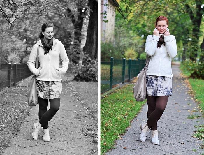 Bleibtreu store-bleibtreu berlin-bench-outfit mit kleid-herbst outfit-kleid im herbst-kleid mit strickjacke-outfit im herbst-kleid im herbst-annanikabu-lovemyhood-bearbeitet-4