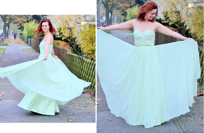 Abendkleid, schickes kleid, grünes kleid, abedrobe, ballkleid, annanikabu, collage 5