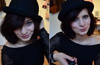 200x130_Fashionblogger-sind-dumm_Fashionblogger-sind-selbstverliebt_Fashionblogger_Selfie_Selbstportrait_selbstverliebte-Bloggerin_Annanikabu_Hut_schwarze-Haare_Collage