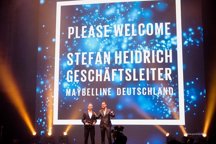 MAYBELLINE New York 100 Jahre Geburtstagsparty in Berlin - Bild via @pureGLAM.tv - Vanessa P. - 100 Jahre Maybelline New York Geburtstagsfeier - Annanikabu