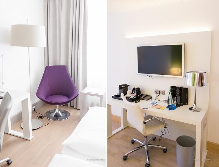 NH Hotel Berlin Mitte - Leipziger Straße - Blogger-Workshop von