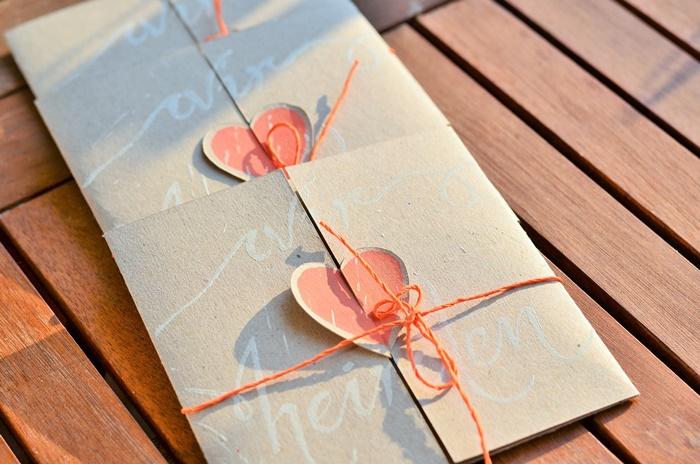 Hochzeitseinladungen_rustikale Einladungen_Einladungen Selber  Basteln_rustikale Hochzeit_Hochzeitseinladungen DIY_DIY  Einladungskarten_Hochzeit_heiraten_DIY ...
