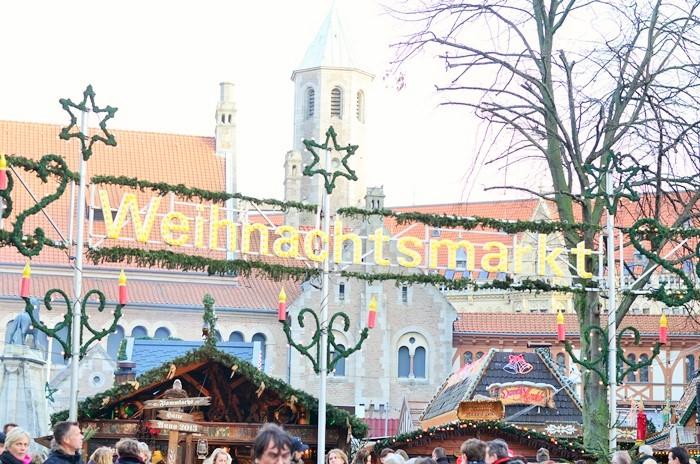 Weihnachtsmarkt Braunschweig.Weihnachtsmarkt Braunschweig