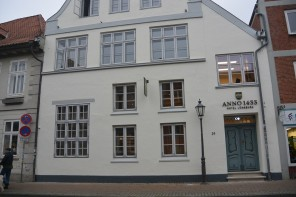 Modernes Design trifft rustikalen Charme <p> im Hotel &#8222;Anno1433&#8243; in Lüneburg