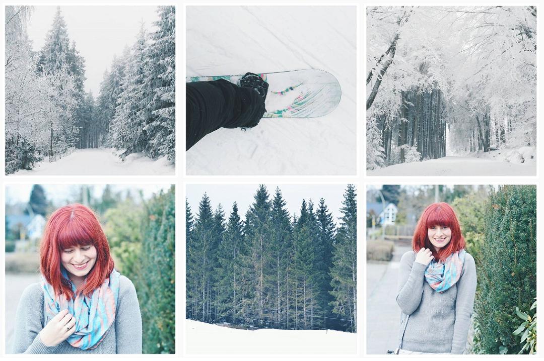 Monatsgedanken_Instagram_Selfi_Harz_Schneelandschaft_fromwhereistand_snowboard_snowboarden_Annanikabu