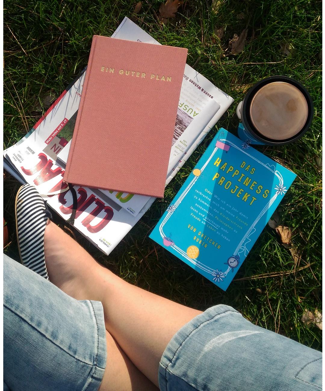 Instagram_Annanikabu_Happiness Project_Ein guter Plan_Kaffeebecher_Nachhaltig_Park_Prinzenpark_Braunschweig_green blog