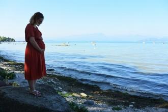 Schwangerschaftsupdate_Schwanger_pregnant_pregnancy_Gardasee_Dickbauch_Mininikabu_Annanikabu