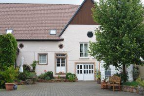Trecker fahren, lecker essen und Spaß haben &#8211;<p> im Landidyll Hotel Klostermühle