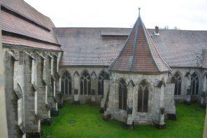 Bloggerreise Harz &#8211; <p> Kloster Walkenried und Bowlen am Abend